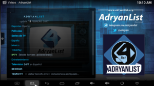How to Install Adryanlist Kodi Addon [Download in 2019]