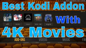 10 Best 4K Kodi Addons for Movies and Sports in 2019